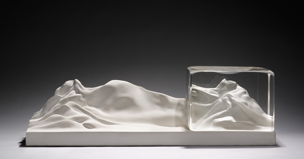 """Narcisse endormi"" (Glasmuseum Hentrich, Museum Kunstpalast CC BY-NC-SA)"